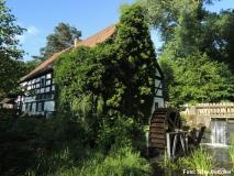 Die Bremsdorfer Mühle im Schlaubetal