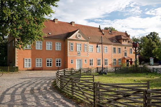 Herrenhaus in der Domäne Dahlem Foto: K. Wendlandt