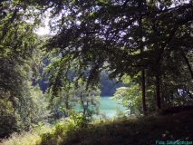 Der Schmale Luzin in der Feldberger Seenlandschaftie