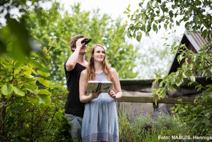 Vogel-Zählaktion: die Stunde der Gartenvögel